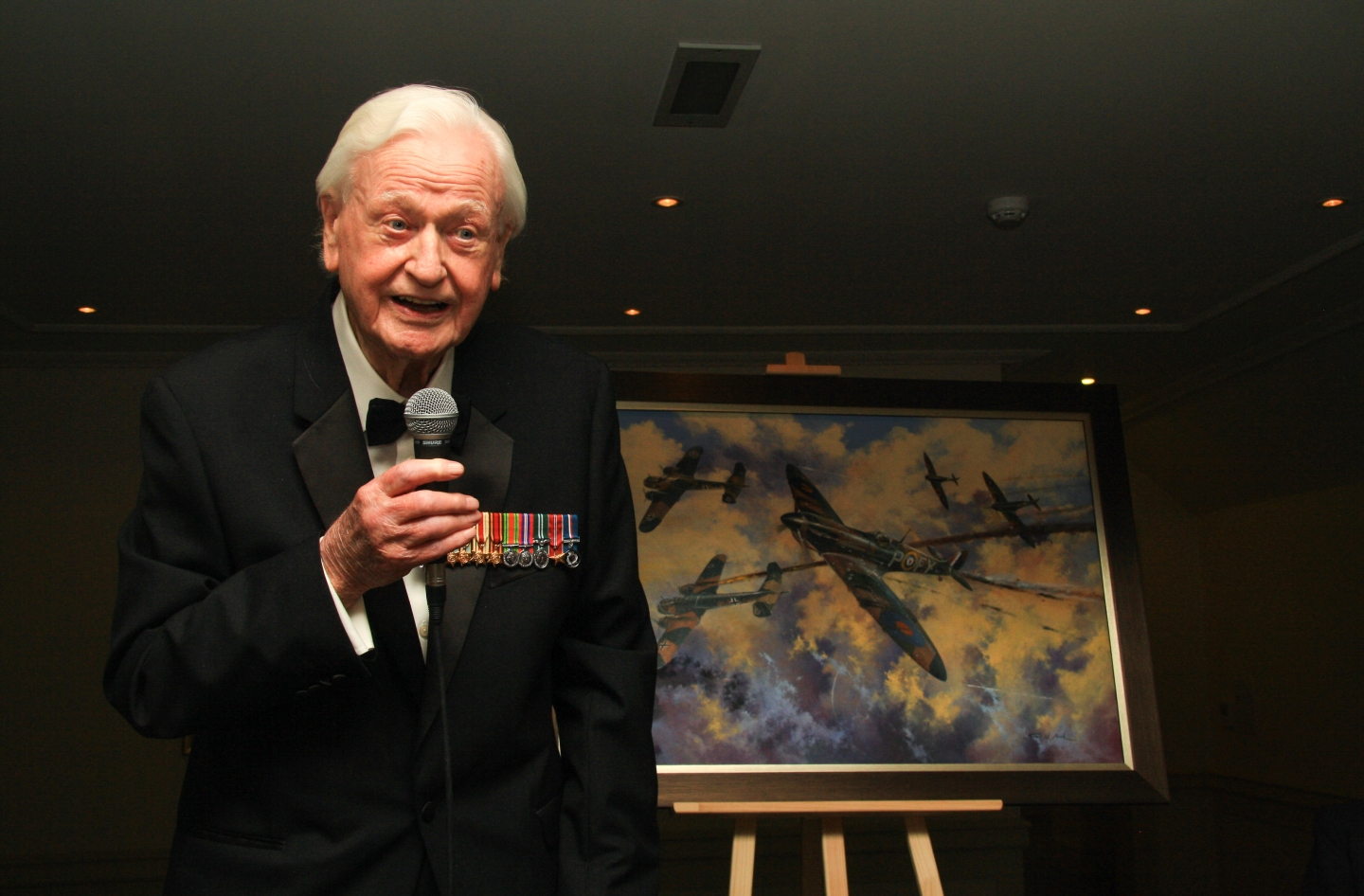Tom Neil, Wing Commander in the Battle of Britain